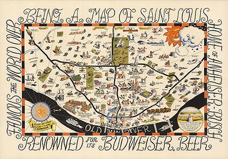 St. Louis MapRoom